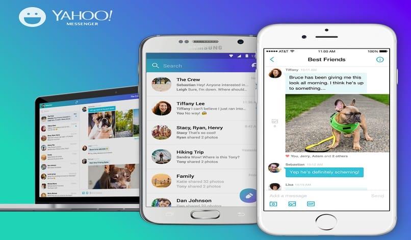 instalar yahoo app movil