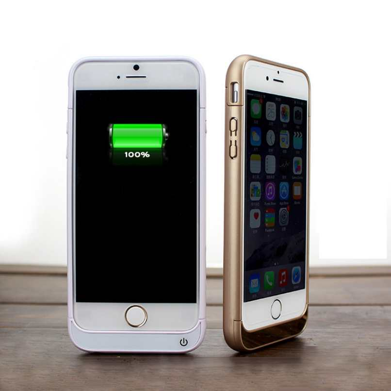 iphone portable cargador