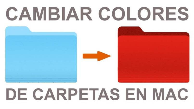 aprende como cambiar el color de la carpeta en tu mac