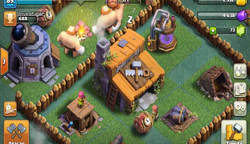 base constructores clash of clans