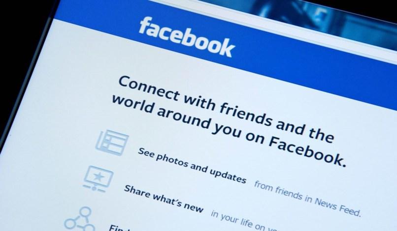 problema entrar facebook