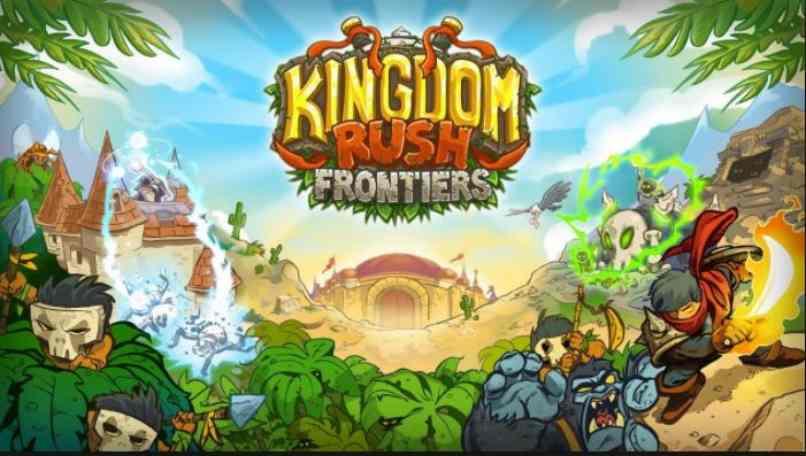 kingdom rush fronters