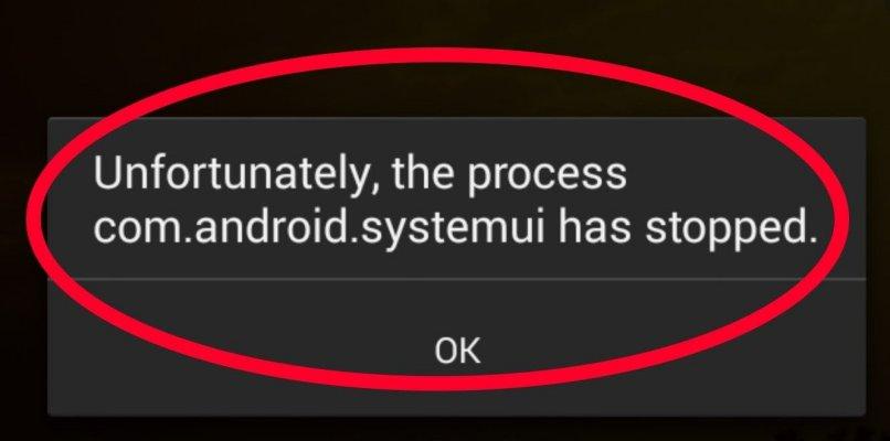 solucion error android