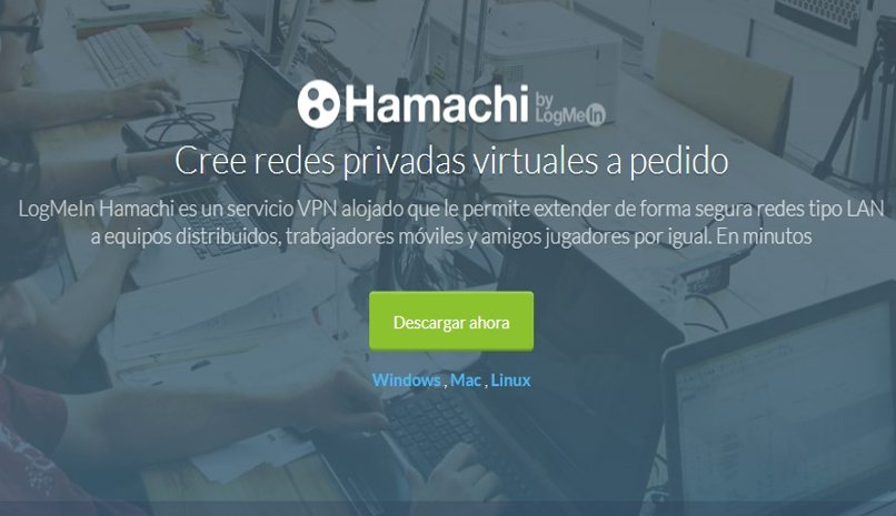 descargar ultima version hamachi