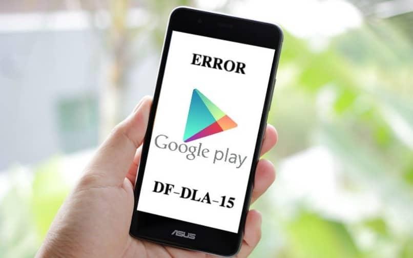 error google play df dla