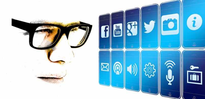 persona redes sociales facebook instagram