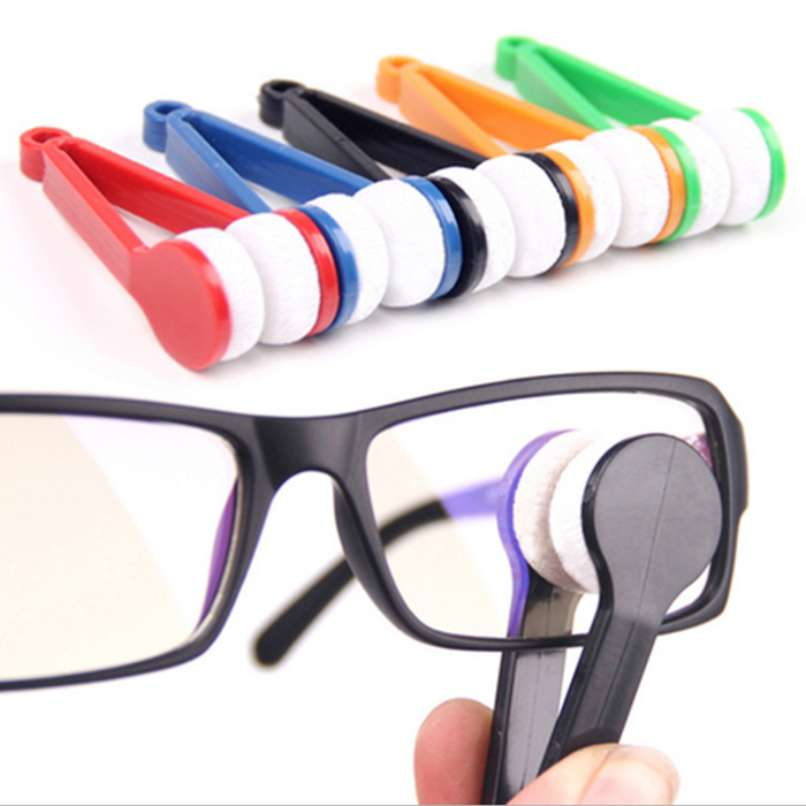 clip paño lentes