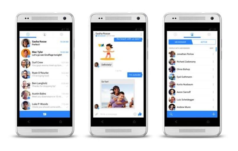 app messenger lite iphone