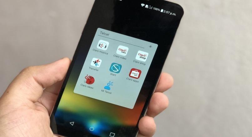 aprender colocar app menu androir