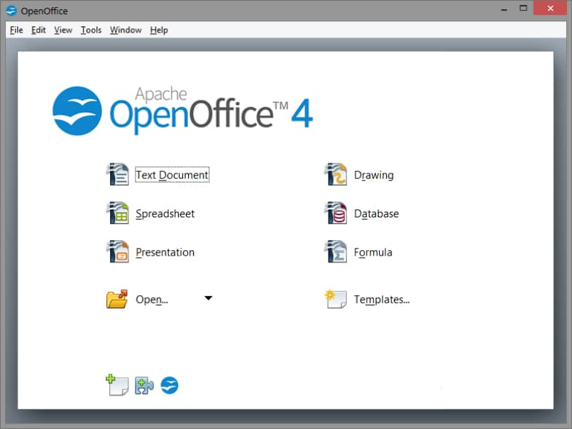 programa open office