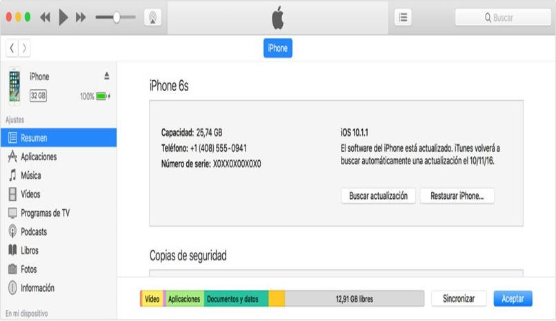 configurar cuenta outlook iphone