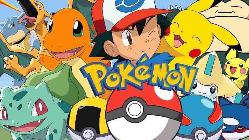 ash ketchup pikachu personajes pokemon