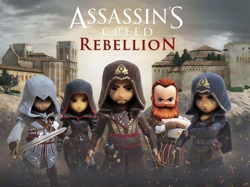 juego movile assassins creed