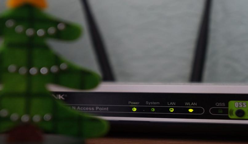 entrar router