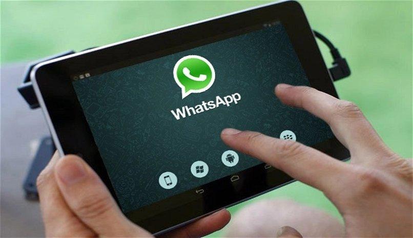 whatsapp tablet instalar gratis