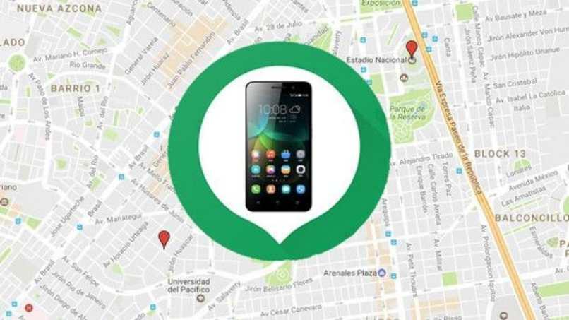rastrear facilmente celular perdido